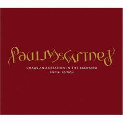 Paul McCartney - Chaos And Creation In The Backyard (2005)