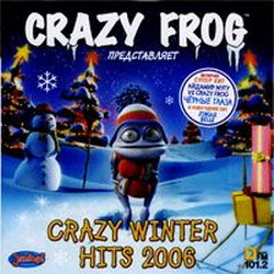Crazy Frog - Crazy Winter Hits 2006 (2005)