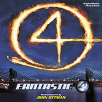 Fantastic 4 - Original Soundtrack (2005)
