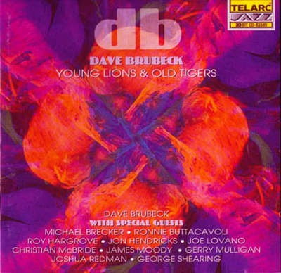 Dave Brubeck - Young Lions & Old Tigers (1995)