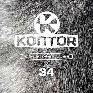 Kontor - Top Of The Clubs 34 (2007)