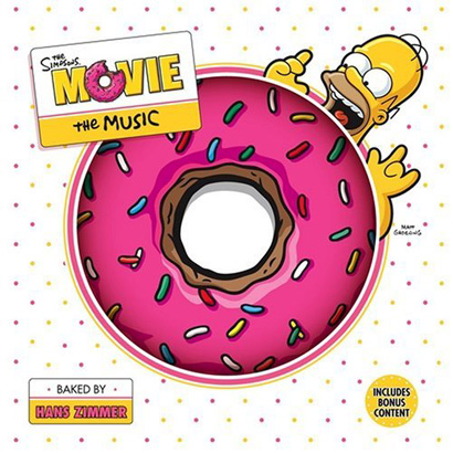 OST: The Simpsons Movie by Hans Zimmer (2007)