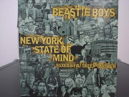 Beastie Boys -- New York State Of Mind (Mixed By DJ Green Lantern) 2004