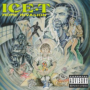 ICE-T - HOME INVASION (1993)