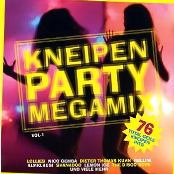 VA-Kneipenparty Megamix Vol.1 (2007)