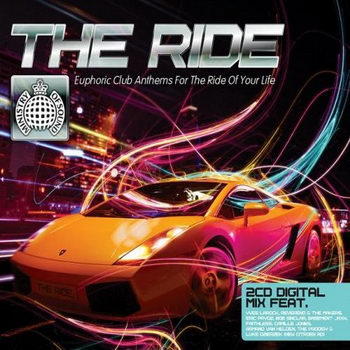 VA-Ministry Of Sound - The Ride (2007)
