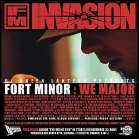 DJ Green Lantern presents Fort Minor - We Major (2005)