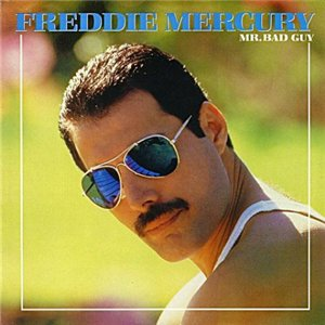 Freddie Mercury - Mr.Bad guy (1985)