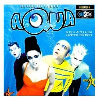 Aqua-Aquaruim Christmas Limited Edition (1998)