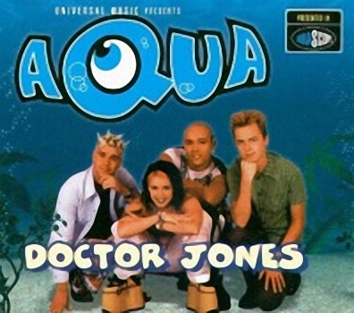 Aqua-Doctor Jones (Single) (1998)