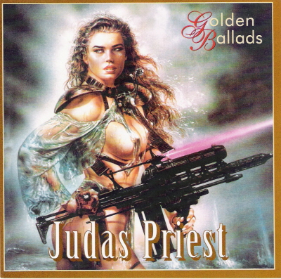 JUDAS PRIEST - Golden Ballads (1998)