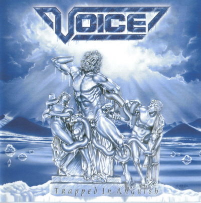 Voice - Trapped In Anguish (1999)