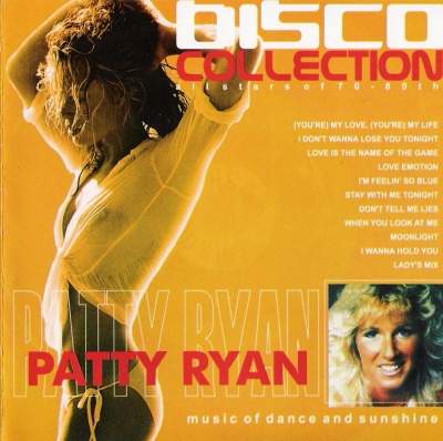 PATTY RYAN - Disco Collection (2001)
