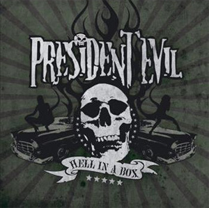 President Evil - Hell In A Box (Promo) (2008)