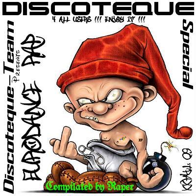 VA-Discoteque Euro-Rap(2007)