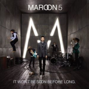 Maroon 5 - Won't Go Home without You [CDM] (2008)