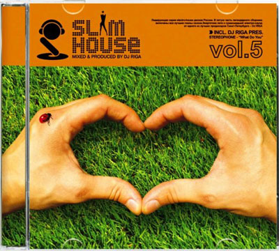 DJ Riga - SlimHouse vol.5 (Summer) (2007)