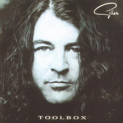 IAN GILLAN - Toolbox (1991)