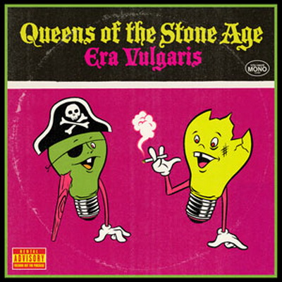 Queens Of The Stone Age - Era Vulgaris [ Limited Edition 2CD] 2007
