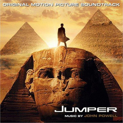 John Powell - OST Jumper [SOUNDTRACK] 2008
