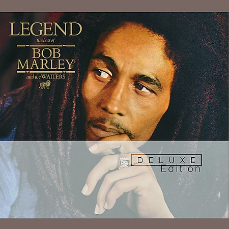 Bob Marley & The Wailers - Legend (Deluxe Edition 2CD) 2002