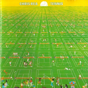 Chris Rea - Tennis (1980)