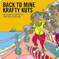 Krafty Kuts - Back to Mine (2008)