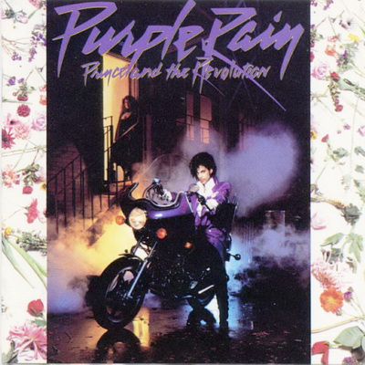 """Prince - Music from the Motion Picture """"Purple Rain"""" [Soundtrack] 1984"""