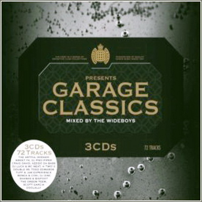 Ministry Of Sound Presents Garage Classics (Mixed By The Wideboys) (2008)