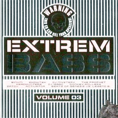 VA-Extrem Bass Vol.3 [2CD] 2007