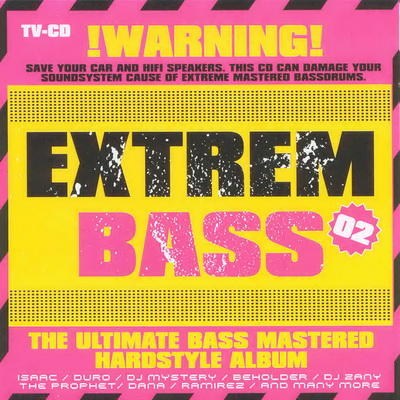 VA-Extrem Bass Vol.2 [2CD] 2006