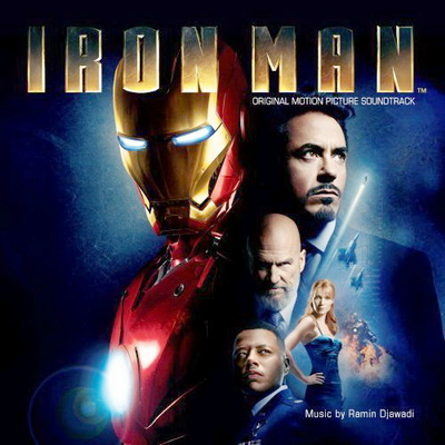 OST Iron Man [Soundtrack] 2008