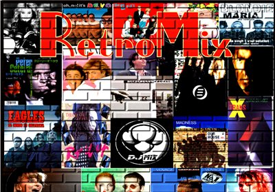 VA-RetroMix By DJMIX Vol.1 (2008)