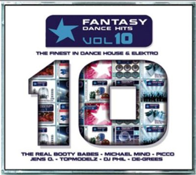 VA-Fantasy Dance Hits Vol.10 - 3CD (2008)