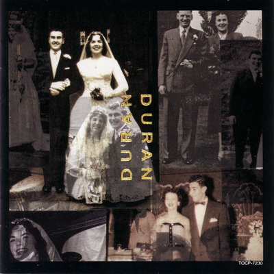 Duran Duran - Duran Duran 2/The Wedding Album (Japanese Edition) 1993