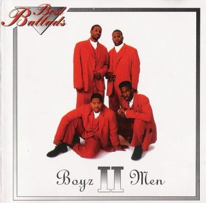 Boys II Men - Best Ballads (1996)