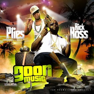 Rick Ross And Plies - Goon Music (2008)