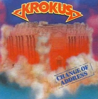 Krokus - Change Of Address  (1986)