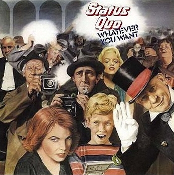 Status Quo - Whatever You Want (1979)