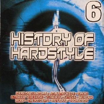 VA-History Of Hardstyle vol.6 (2008)