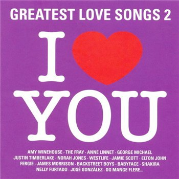 VA-Greatest Love Songs 2 (Danish Edition) (2CD)