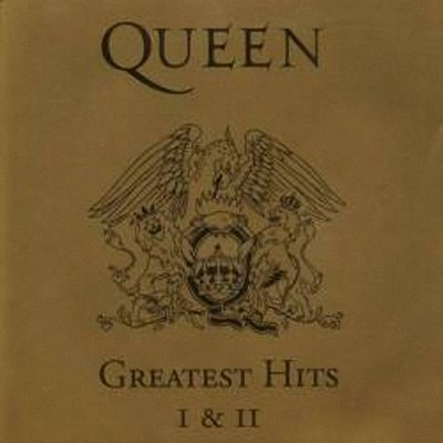 Queen - Greatest Hits I & II  (1994