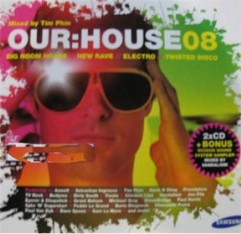 VA-Our House 08 (3CD) 2008