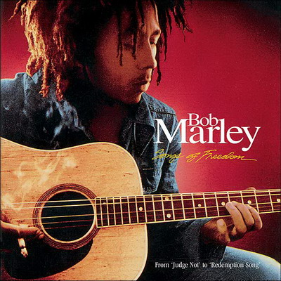 Bob Marley & The Wailers - Songs Of Freedom [4 CD Box Set] 1992