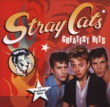 Stray Cats - Greatest Hits (2000)
