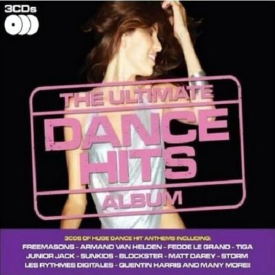 VA-The Ultimate Dance Hits Album - 3CD (2008)