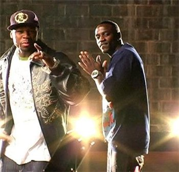 50 Cent ft. Akon � Ill Still Kill (2008)