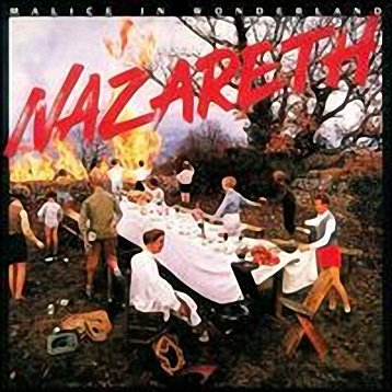 NAZARETH - Malice In Wonderland  (1980)