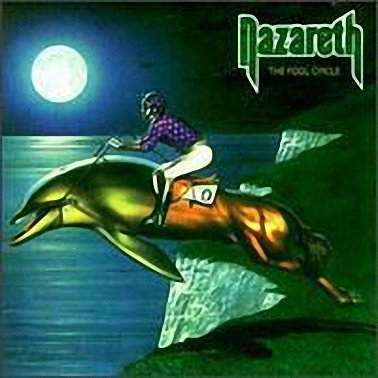 NAZARETH - The Fool Circle   (1981)