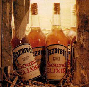 NAZARETH - Sound Elixir   (1983)